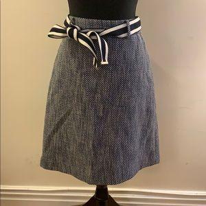 NWT Navy Pencil Skirt